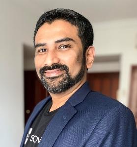 Vimal Venkatram, Country Manager, India, Snowflake