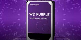 WD Purple 18TB HDD