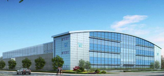 Chayora data center in China