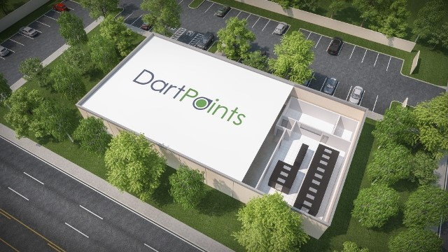 DartPoints data center business