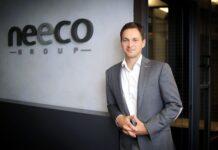 David Patek CEO of Neeco