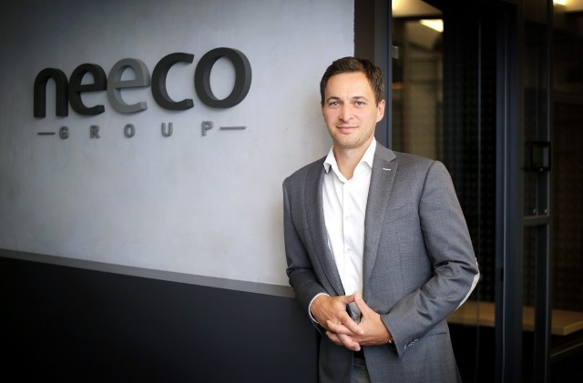 David Patek CEO of Neeco