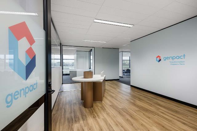 Genpact BPO office