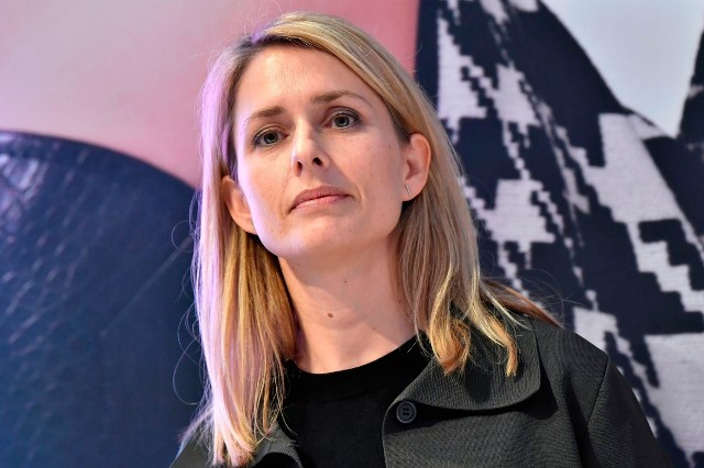 H&M chief executive Helena Helmersson