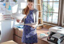 HP OfficeJet 8725 printer