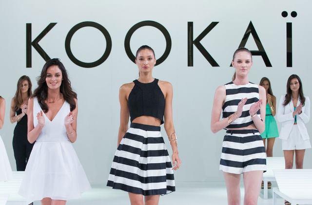 Kookai fashion technology spending