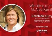 McAfee Kathleen Curry