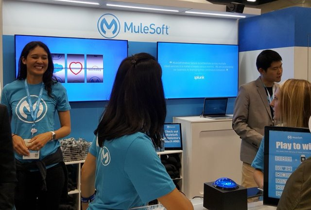 MuleSoft event for IT professionals
