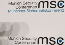 Munich Security Conference and the Think 20 (T20) Summit in Saudi Arabia
