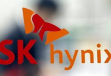 SK Hynix chip business