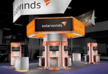 SolarWinds at an IT event