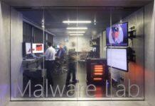 Trickbot malware lab