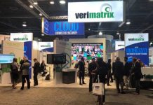 Verimatrix booth