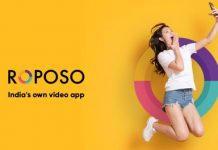 short video app Roposo