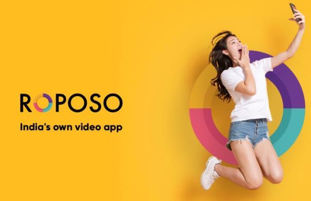 short video app Roposo