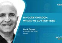 Caspio CEO Frank Zamani