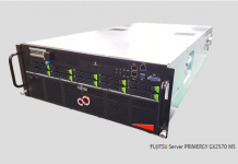 Fujitsu Server PRIMERGY GX2570