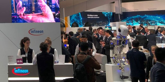 Infineon at MWC 2019