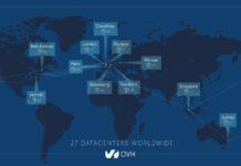 OVH.com data centers