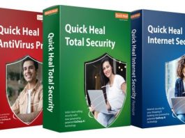 Quick Heal security solutions