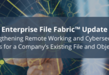 Storage Made Easy Enterprise File Fabric