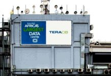Teraco data center in Africa