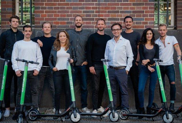 Tier Mobility team