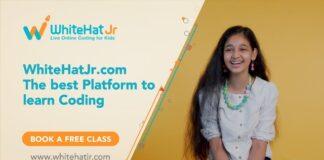 WhiteHat Jr for coding class