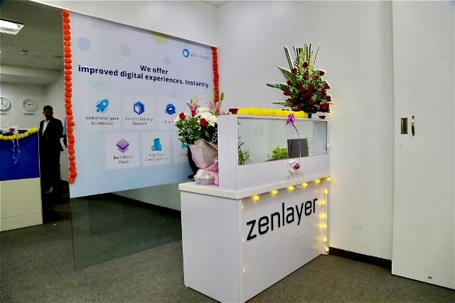 Zenlayer India office