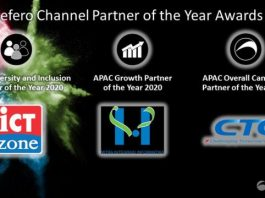 Canalys Channel Partner of the Year awards