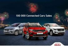 Kia Motors connected cars