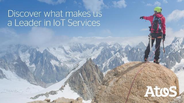Atos IoT services