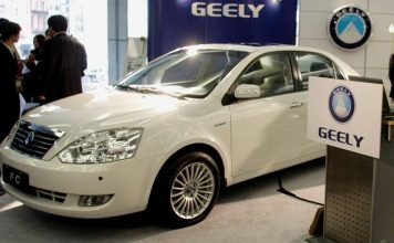 Geely and IT investment