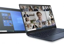 HP Dragonfly Max laptop