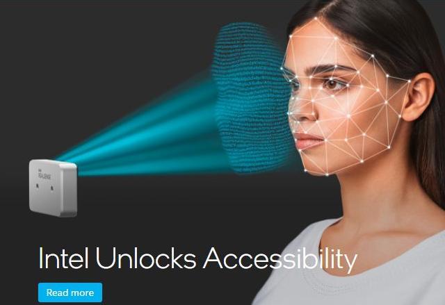 Intel RealSense 3D cameras