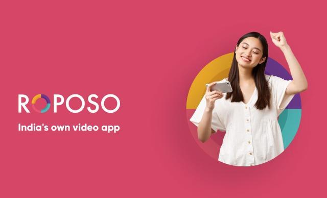 Roposo video app in India