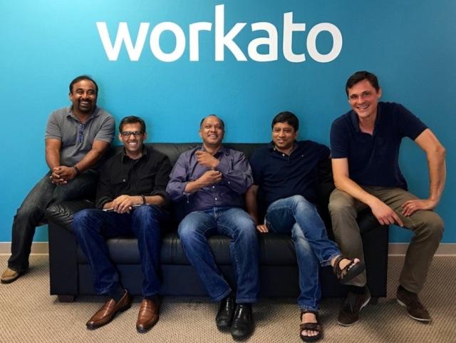 Workato team