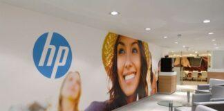 HP retail store London