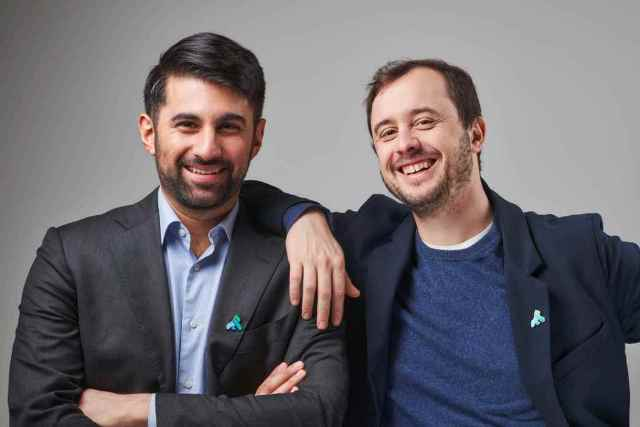 Kong Co-Founders Augusto Marietti and Marco Palladino