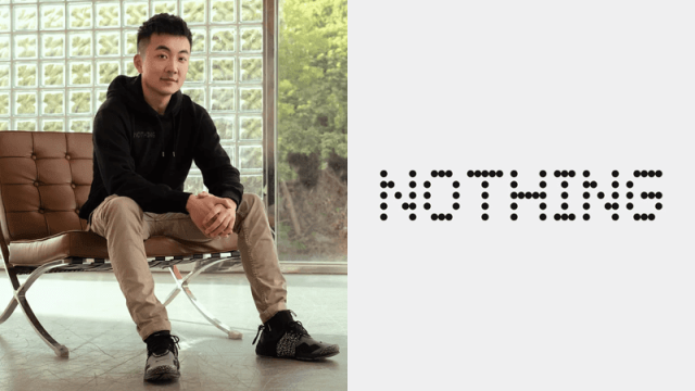 Nothing CEO Carl Pei