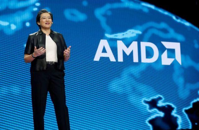 AMD Milan chip
