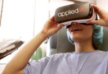 AppliedVR for digital healthcare