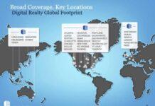 Digital Realty data center locations