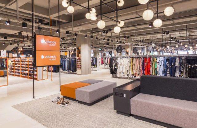 Zalando online retail