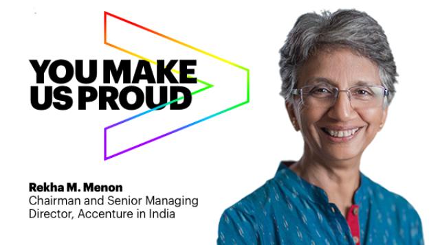 Accenture India Rekha Menon