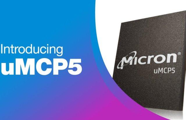Micron Technology uMCP5