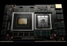 NVIDIA data center CPU Grace