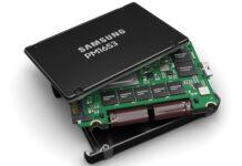 Samsung 24G SAS Enterprise SSD