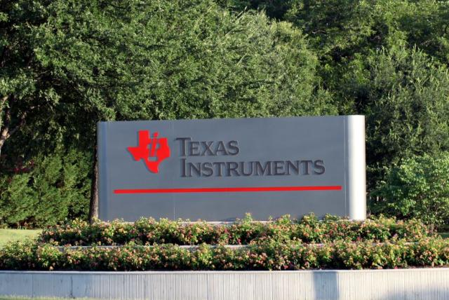 Texas Instruments chip business