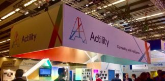 Actility IoT business